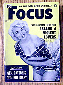 Focus Magazine September 30, 1953