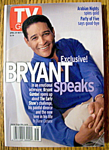 Tv Guide April 29 - May 5, 2000 Bryant Gumbel
