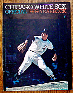 Chicago White Sox Official Yearbook 1969 (Image1)