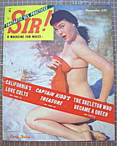 Sir Magazine November 1951 (Image1)
