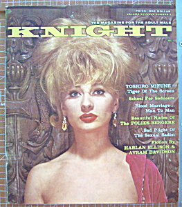 Knight Magazine November 1965 Margaret Nolan (Image1)