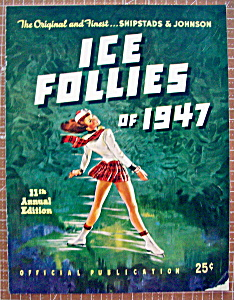 Ice Follies Program 1947 Shipstad & Johnson (Image1)