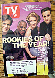 Tv Guide March 27-april 2, 1999
