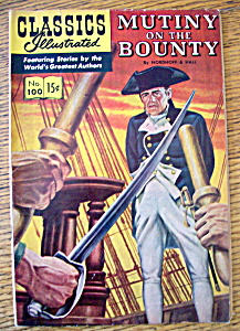 Mutiny On The Bounty Comic March 1966 (Image1)