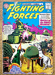 Our Fighting Forces Comics February 1964