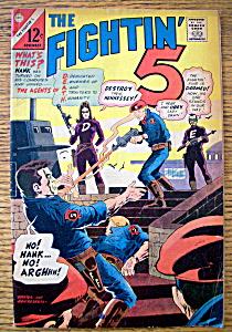 The Fightin' 5 Comics November 1966 (Image1)