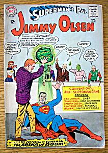 Superman's Pal Jimmy Olsen September 1965 (Image1)
