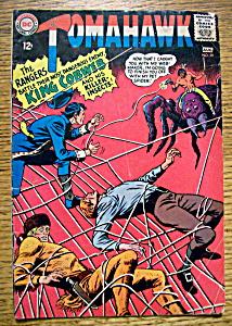 Tomahawk Comics July-August 1965 (Image1)