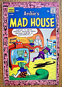 Archie's Mad House Comic December 1967