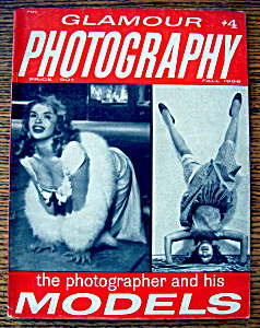 Glamour Photography Fall 1956
