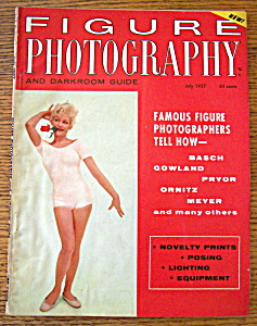 Figure Photography July 1957
