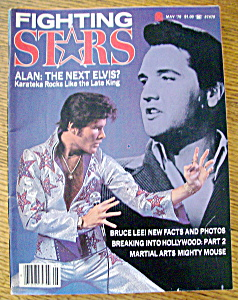 Fighting Stars Magazine-may 1978-alan: Elvis Presley