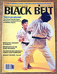 Black Belt Magazine June 1978