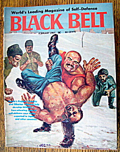 Black Belt Magazine February 1967 (Image1)