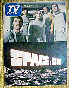 TV Week  November 30-December 6, 1975  Space:1999 (Image1)