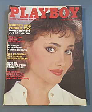 Playboy Magazine-November 1983-Veronica Gamba (Image1)