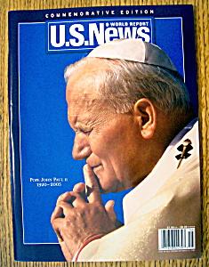U. S. News & World Report Magazine December 31, 2005 (Image1)