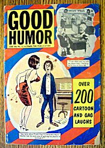 1966 Charlton Good Humor Comic #13 (Image1)