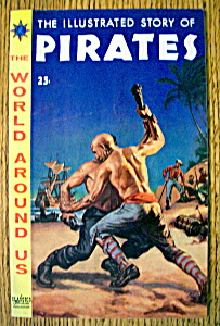 The Illustrated Story Of Pirates Comics March 1959