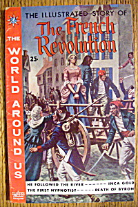 The Illustrated Story Of The French Revolution Oct 1959