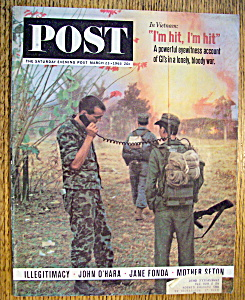 Saturday Evening Post March 23, 1963 In Vietnam