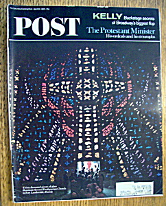 Saturday Evening Post Magazine - April 24, 1965 (Image1)