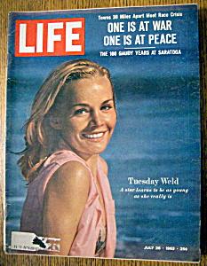 Life Magazine-July 26, 1963-Tuesday Weld (Image1)