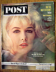 Saturday Evening Post Magazine - September 7, 1963