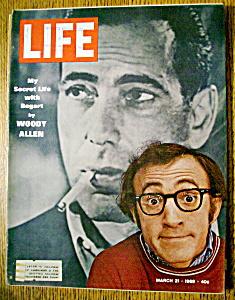 Life Magazine - March 21, 1969 - Woody Allen (Image1)