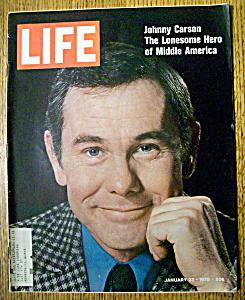 Life Magazine January 23, 1970 Johnny Carson (Image1)