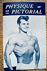 Physique Pictorial Summer 1955 Joe Survilas - Gay Int.