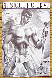 Physique Pictorial Spring 1959 Prometheus - Gay Interst