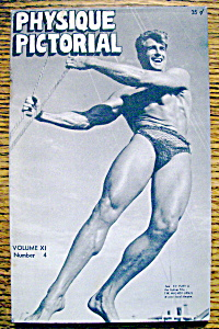 Physique Pictorial-may 1962-ed Fury (Gay Interest)