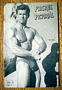Physique Pictorial-july 1962-larry Scott-gay Interest