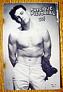 Physique Pictorial-july 1964-jimmy Ulloa (Gay Interest)