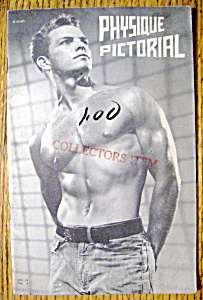 Physique Pictorial-october 1964-gary Conway (Vol 14-#2)
