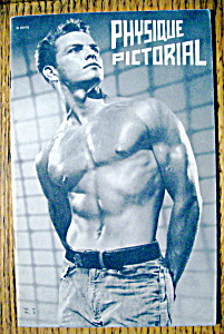 Physique Pictorial-october 1964-gary Conway (Gay Int)