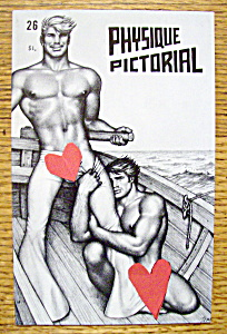 Physique Pictorial December 1974 - Gay Interest