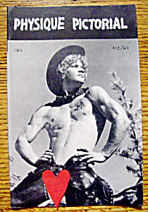 Physique Pictorial Sept 1982 Smitty Rose - Gay Interest
