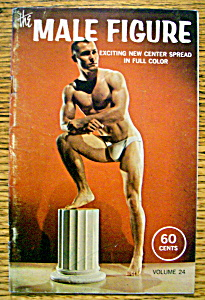The Male Figure 1962 Martin Adams - Gay Interest