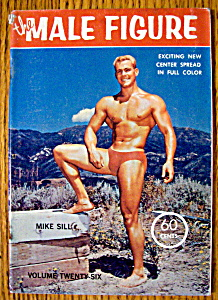 The Male Figure-1962-myron Coleman (Gay Interest)
