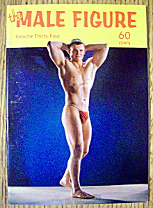 The Male Figure 1965 Bruce Schorb - Gay Interest