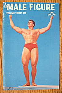 The Male Figure 1966 Ron Unger - Gay Interest