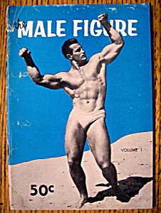 The Male Figure-1956-bob Mccune (Gay Interest)