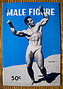 1956 The Male Figure Magazine-bob Mc Cune Gay Interest