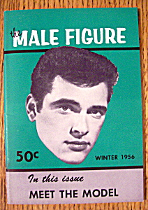 The Male Figure-winter 1956-robert Fedell-gay Interest