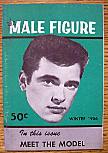 The Male Figure-winter 1956-frank Iacono (Gay Interest)