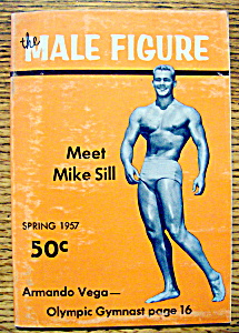 The Male Figure Spring 1957 Mike Sill - Gay Interest