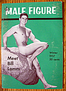 The Male Figure Winter 1957 Bill Lamm - Gay Interest
