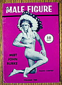 The Male Figure 1957 John Burke - Gay Interest